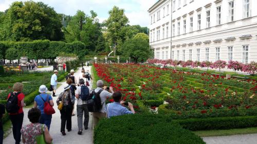 20 Salzburg, Mirabell Palace and Gardens