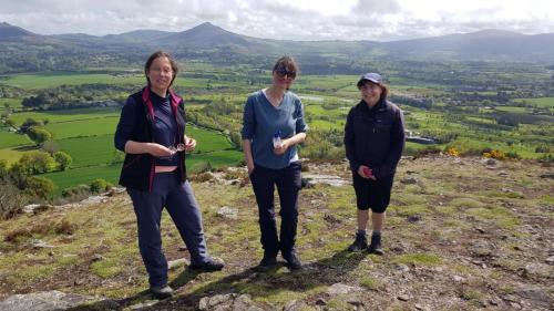 Summit of Carrickgolligan