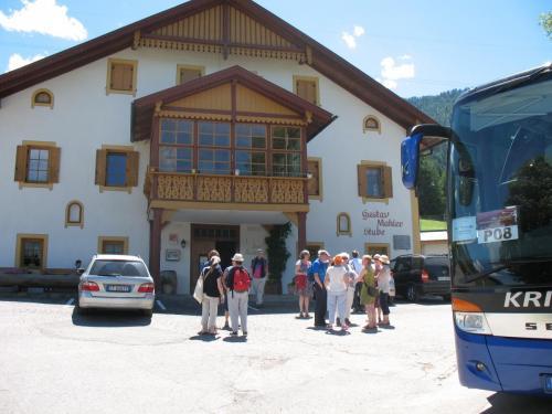 Mahler's summer residence near Toblach